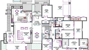 Custom Modern Home Plans Custom House Plans southwest Contemporary Custom Home