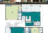 Custom Modern Home Plans Ultra Modern Live Work House Plan 61custom