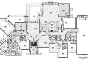 Custom Mountain Home Floor Plans Luxury Estate Home Floor Plans Homes Floor Plans