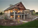 Custom Timber Frame Home Plans Cheyenne Addition Frameworks