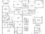 Darling Homes Floor Plans 5687 Floor Plan at Harmony Oaks 65 39 Homesites In Spring