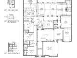 Darling Homes Floor Plans 8009 Floor Plan at Riverstone Avalon 80 39 Homesites In