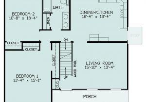 David James Homes Floor Plans Catawba B David James Homes