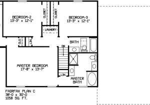 David James Homes Floor Plans Fairfax C David James Homes