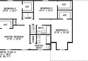 David James Homes Floor Plans Fairfax D David James Homes