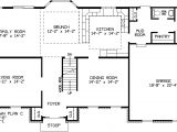 David James Homes Floor Plans Georgetown C David James Homes