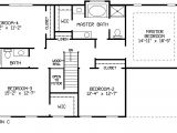 David James Homes Floor Plans Richmond C David James Homes