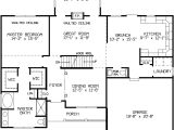 David James Homes Floor Plans Springfield C David James Homes