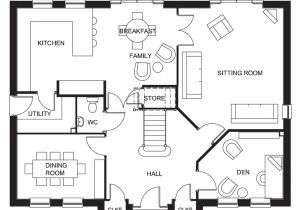 David Wilson Homes Floor Plans David Wilson Homes Emerson Floor Plan
