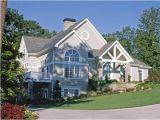 Daylight Basement Home Plans Doe forest Tudor Style Home Plan 082d 0030 House Plans