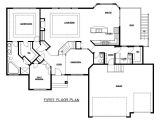 Daylight Rambler House Plans Rambler Home Plans House Plan 2017