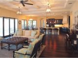 Decorating Homes with Open Floor Plans Superb Open Kitchen Floor Plans In Contemporary Interior