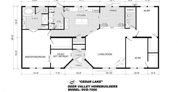 Deer Valley Mobile Home Floor Plans Elegant Deer Valley Mobile Home Floor Plans New Home