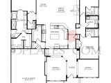 Del Webb House Plans Morningside Lane Floorplan 2581 Sq Ft Del Webb