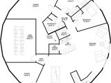Deltec Round House Plans A Cool Round Home Floor Plan Part 2 Deltec Homes