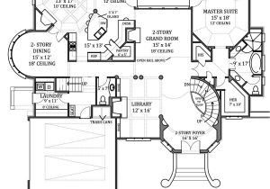 Design Floor Plans for Home Hennessey House 7805 4 Bedrooms and 4 Baths the House