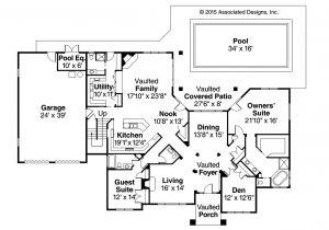 Design Floor Plans for Home Tuscan House Plans Meridian 30 312 associated Designs