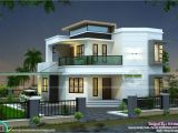 Design Home Plans 1838 Sq Ft Cute Modern House Kerala Home Design and