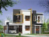 Design Home Plans Online Box Type Modern House Plan Kerala Home Design Floor Plans