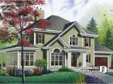 Design Traditions Home Plans House Plan W3816 Detail From Drummondhouseplans Com