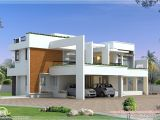 Designed Home Plans 4 Bedroom Luxury Contemporary Villa Design Kerala Home