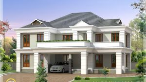 Designer Home Plans Four India Style House Designs Kerala Home Design and