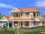 Designer Homes Plans Green Homes Beautiful 2 Storey House Design 2490 Sq Feet
