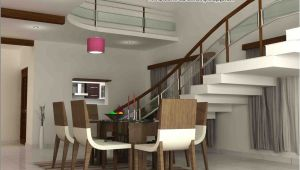 Designer House Plans with Interior Photos 3d Rendering Concept Of Interior Designs Kerala Home