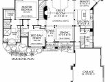 Direct From the Designers House Plans the Hollowcrest House Plans First Floor Plan House Plans