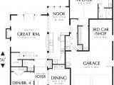 Disabled House Plans Craftsman Style House Plan 4 Beds 2 5 Baths 2196 Sq Ft