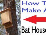 Diy Bat House Plans How to Build A Bat House Youtube