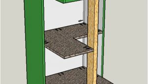 Diy Cat Tree House Plans Cat Tree House Buildsomething Com