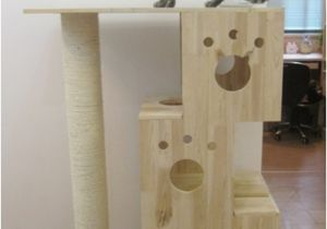 Diy Cat Tree House Plans Diy Cat Tree Plans