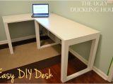 Diy Computer Desk Plans Home 15 Diy Computer Desk Ideas Tutorials for Home Office