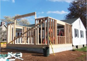 Diy Home Addition Plans Bedroom Addition Project