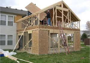 Diy Home Addition Plans Room Addition A to Z Construction Inc