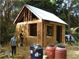 Diy Home Building Plan Our attempt at Building A Small Straw Bale House for 15 000