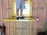 Diy Home Elevator Plans Barn Elevator Lift Youtube
