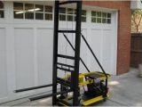 Diy Home Elevator Plans Diy forklift for the Home Shop Hackaday