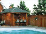 Diy Pool House Plans Pool Cabanas
