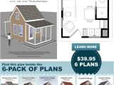 Diy Small Home Plans 20 Free Diy Tiny House Plans to Help You Live the Tiny