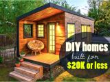 Diy Small Home Plans 6 Eco Friendly Diy Homes Built for 20k or Less