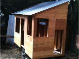 Diy Tiny Home Plans Diy Tiny House On A Trailer for 5 500