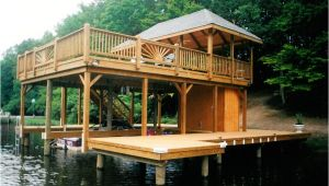 Dock House Plans Boat Dock Builder Va
