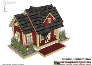 Dog House Construction Plans Insulated Dog House Plans Pdf