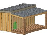 Dog House Plans for 2 Dogs Insulated Dog House Plans 15 total Multiple Dog Kennel