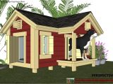Dog House Plans for 3 Dogs House Construction Dog House Construction Plans