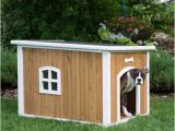 Dog House Plans with Hinged Roof Boomer George Chateau Lift top Roof Dog House at Hayneedle