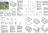 Dog House Project Plans Large Dog House Project Plans Gable Roof Style Doghouse