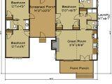 Dogtrot Home Plans Diana 39 S Dog Trot Dogtrot Cabin Floor Plan